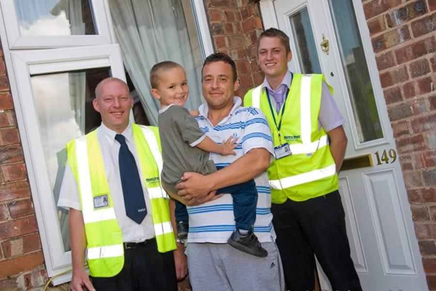 External Door Supplier For Slough Borough Council
