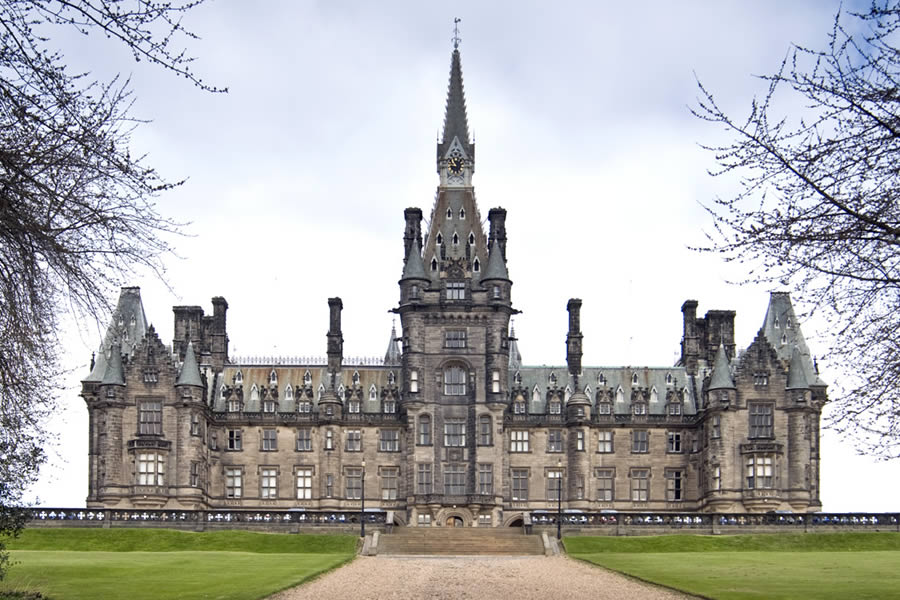 Fettes College Boarding House
