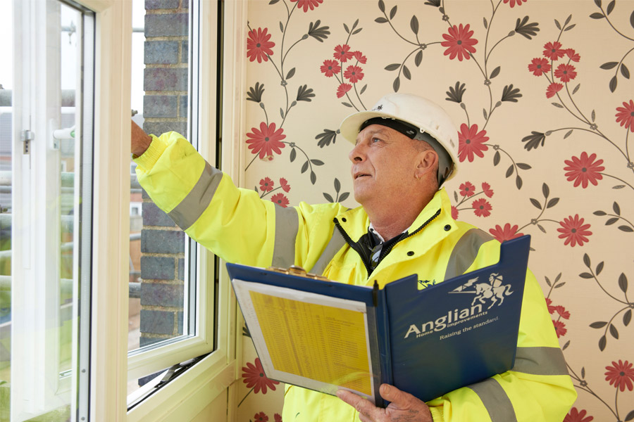 Anglian wins five year window contract with Knightstone