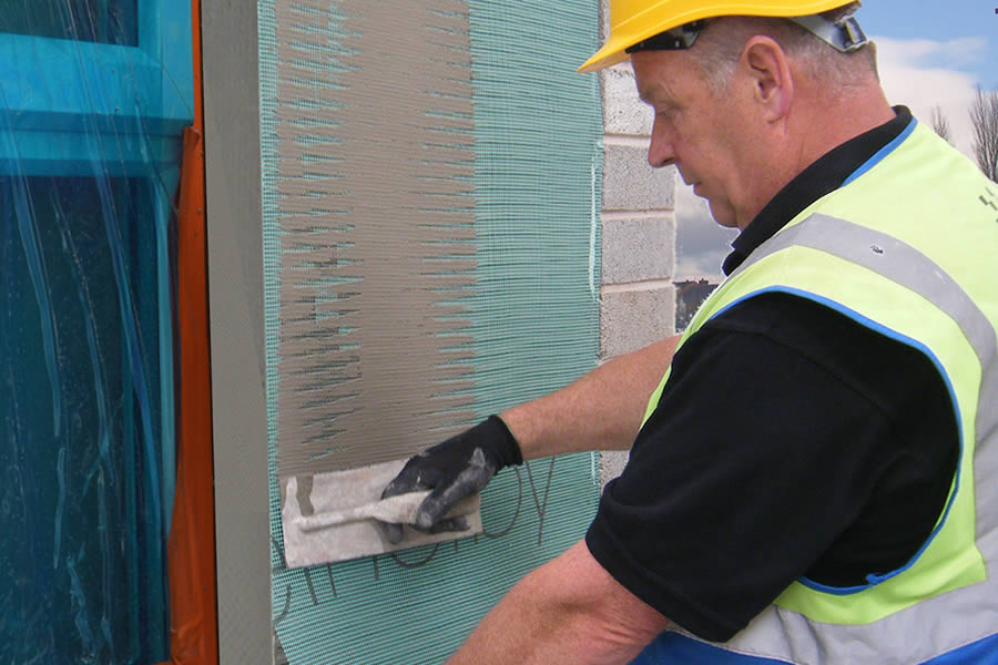 Anglian secures New Forest District Council External Wall Insulation contract